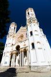 Bucharest - Saint Spiridon Church Royalty Free Stock Images