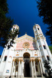Bucharest - Saint Spiridon Church Royalty Free Stock Image