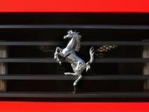 bucharest sklep Ferrari Fotografia Royalty Free