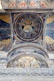 Bucharest - Stavropoleos Kloster Stockfotografie