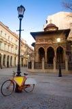 Bucharest - Stavropoleos Monastery Stock Image