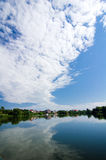 Bucharest Surroundings - Snagov Lake Stock Images