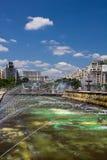 Bucharest town center Stock Images