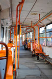 Bucharest tramway Stock Images