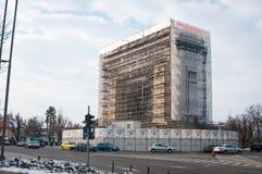Bucharest Triumf Arch Royalty Free Stock Photo