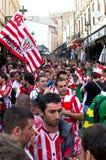 Bucharest - UEFA Europa League Final 2012 Stock Images