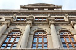Bucharest University, Romania Stock Photo