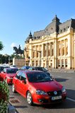 Bucharest University Stock Photos