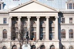 Bucharest university Royalty Free Stock Photography