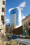 Bucharest view Stock Photo