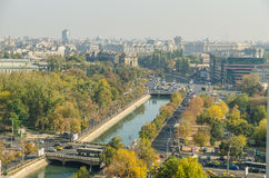 Bucharest View Royalty Free Stock Photography