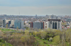 Bucharest view Stock Photos