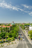 Bucharest View Royalty Free Stock Image