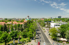 Bucharest View Stock Photos