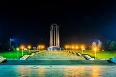 Bucharest widzieć przez obiektywu badacz Fotografia Royalty Free