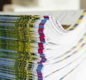Buchbindung Lizenzfreie Stockbilder