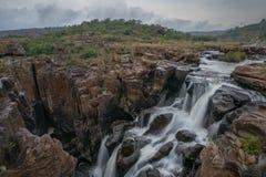 Buche di fortuna del ` s di Bourke, riserva naturale del canyon del fiume di Blyde, Moremela, Mpumalanga, Sudafrica, Africa immagini stock