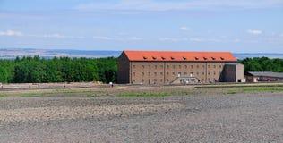 buchenwald συγκέντρωση στρατόπεδ&ome Στοκ εικόνα με δικαίωμα ελεύθερης χρήσης