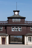 Buchenwald Camp Gate Royalty Free Stock Photo
