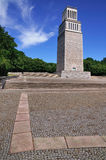 Buchenwald Holocaust Memorial Royalty Free Stock Photography