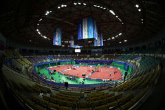 Bucheon gymnastiksal Royaltyfria Bilder