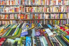 Buchfestival Stockbild