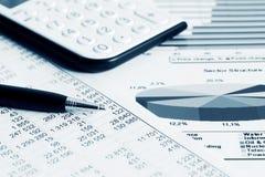Buchhaltung Lizenzfreie Stockbilder