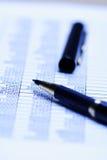 Buchhaltung Lizenzfreie Stockfotos