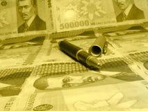 Buchhaltung Stockfoto