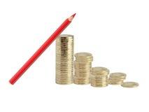 Buchhaltung-Konzept lizenzfreies stockbild