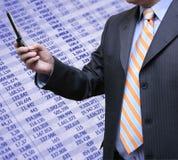 Buchhaltung und Technologie Lizenzfreies Stockfoto