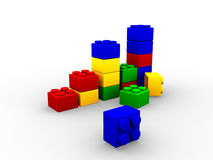 Buchhaltunganalytiker-Pfeilstab Stock Abbildung