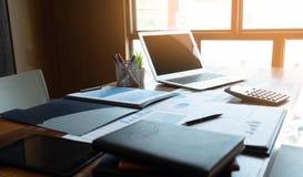 Buchhaltungs-Berater, Unternehmensberater-Financial Consultant Financial-Planungs-Planung stockfotografie