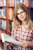 Buchladeninhaber Lizenzfreie Stockfotos