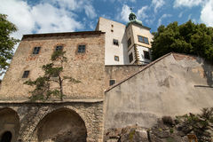 Buchlov castle Royalty Free Stock Images