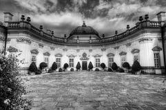 Buchlovice castle Stock Photography