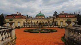 Buchlovice castle , Czech republic Royalty Free Stock Photography