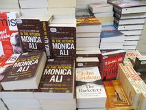 Buchmesse in Tangerang Lizenzfreies Stockbild
