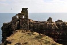 The Gate House of Buchollie Castle, Caithness, Scotland, UK.