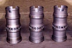 Buchse für Dieselmotor Lizenzfreies Stockfoto
