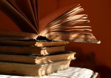 Buchseiten stockfoto