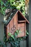 Buchstabe-Kasten Stockbild
