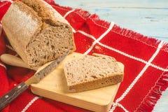 Buchstabiertes Brot Lizenzfreies Stockfoto