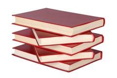 Buchstapel lizenzfreies stockbild