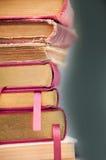 Buchstapel Lizenzfreie Stockfotos