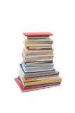 Buchstapel stockbilder