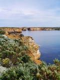 Bucht des Inselküstenparks in Victoria Stockfotografie