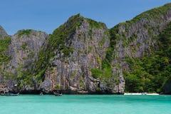 Phiphi-Island-Bucht Stockfoto