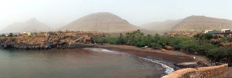 Bucht Gombeza lizenzfreie stockbilder