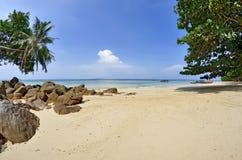 Bucht Phak Nam bei Koh Phi Phi Don stockfoto